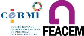 Logos CERMI FEACEM