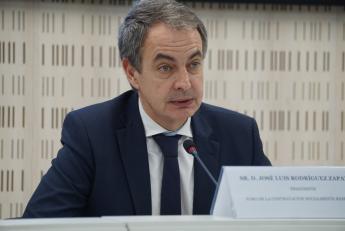 Zapatero clausura la jornada sobre la nueva LCSP